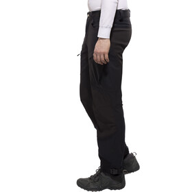 Haglöfs Rugged II Mountain Pants short Herren true black solid